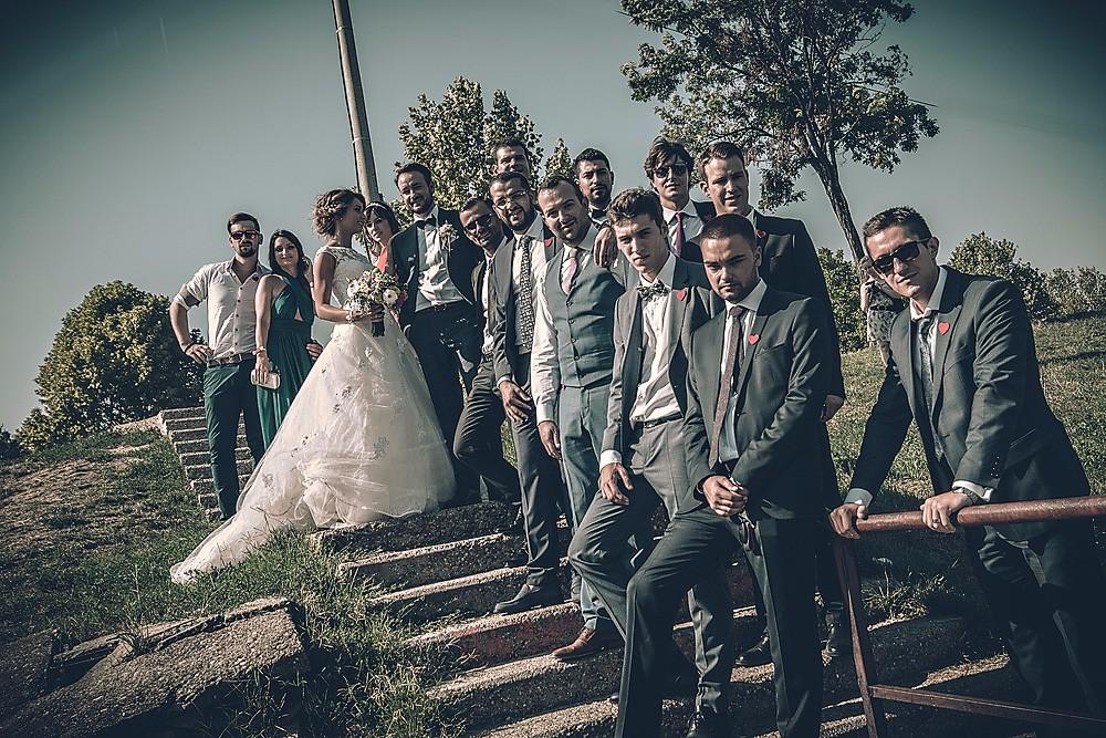 Aleksandra & Milos Wedding 378